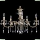 1702/5/250/A/GW Хрустальная подвесная люстра Bohemia Ivele Crystal