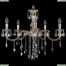 1702/5/250/B/GW Хрустальная подвесная люстра Bohemia Ivele Crystal