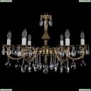 1702/6/250/A/GB Хрустальная подвесная люстра Bohemia Ivele Crystal