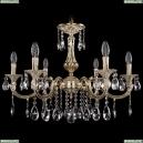 1702/6/250/A/GI Хрустальная подвесная люстра Bohemia Ivele Crystal