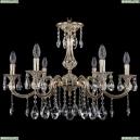 1702/6/250/A/GW Хрустальная подвесная люстра Bohemia Ivele Crystal (Богемия)