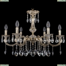 1702/6/250/A/GW Хрустальная подвесная люстра Bohemia Ivele Crystal