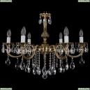 1702/6/250/B/GB Хрустальная подвесная люстра Bohemia Ivele Crystal