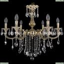 1702/6/250/B/GI Хрустальная подвесная люстра Bohemia Ivele Crystal
