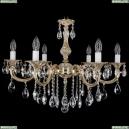 1702/6/250/B/GW Хрустальная подвесная люстра Bohemia Ivele Crystal
