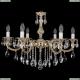 1702/6/250/B/GW Хрустальная подвесная люстра Bohemia Ivele Crystal (Богемия)