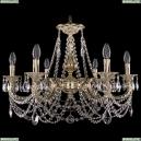 1702/6/250/C/GI Хрустальная подвесная люстра Bohemia Ivele Crystal