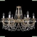 1702/6/250/C/GW Хрустальная подвесная люстра Bohemia Ivele Crystal
