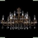 1703/14/320/A/FP Хрустальная подвесная люстра Bohemia Ivele Crystal