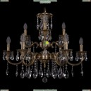 1722/6+3/265+181/A/FP Хрустальная подвесная люстра Bohemia Ivele Crystal