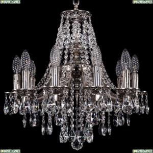 1771/10/150/B/NB Хрустальная подвесная люстра Bohemia Ivele Crystal (Богемия)