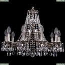 1771/10/190/A/NB Хрустальная подвесная люстра Bohemia Ivele Crystal
