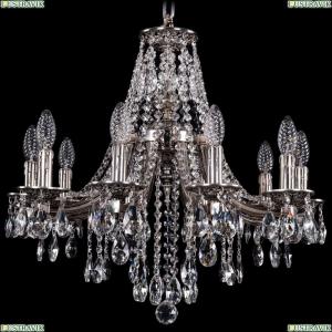 1771/10/190/B/NB Хрустальная подвесная люстра Bohemia Ivele Crystal (Богемия)