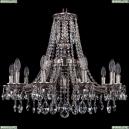 1771/10/220/A/NB Хрустальная подвесная люстра Bohemia Ivele Crystal