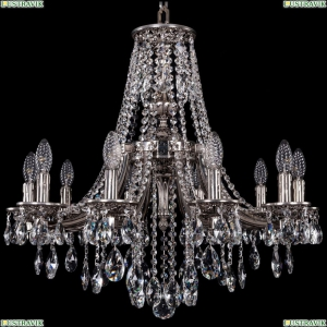 1771/10/220/B/NB Хрустальная подвесная люстра Bohemia Ivele Crystal (Богемия)