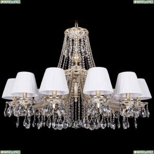 1771/12/340/A/GW/SH32-160 Хрустальная подвесная люстра Bohemia Ivele Crystal (Богемия)