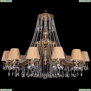 1771/12/410/A/FP/SH37-160 Хрустальная подвесная люстра Bohemia Ivele Crystal (Богемия)