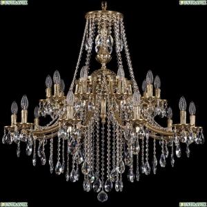 1771/20/342/B/GB Хрустальная подвесная люстра Bohemia Ivele Crystal (Богемия)