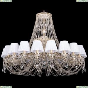 1771/20/410/C/GW/SH13-160 Хрустальная большая люстра Bohemia Ivele Crystal (Богемия)