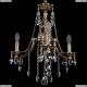 1771/3/150/B/GB Хрустальная подвесная люстра Bohemia Ivele Crystal (Богемия)