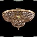 1910/50Z/G/R721 Хрустальная потолочная люстра Bohemia Ivele Crystal (Богемия)