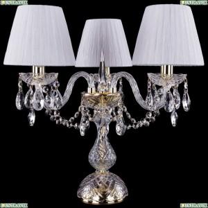 5706/3/141-39/G/SH32-160 Хрустальная настольная лампа Bohemia Ivele Crystal (Богемия)