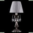 1702L/1-30/NB/SH6-160 Хрустальная настольная лампа Bohemia Ivele Crystal (Богемия)