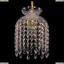 7715/15/G/Drops Хрустальная подвесная люстра Bohemia Ivele Crystal (Богемия)