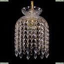 7715/15/G/Drops Хрустальный подвес Bohemia Ivele Crystal