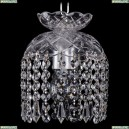 7715/15/Ni/Drops Хрустальный подвес Bohemia Ivele Crystal