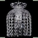 7715/15/Ni/R Хрустальная подвесная люстра Bohemia Ivele Crystal (Богемия)