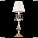 7003/1-33/G/SH3-160 Хрустальная настольная лампа Bohemia Ivele Crystal (Богемия)