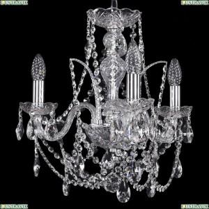 1411/3/141/Ni Хрустальная подвесная люстра Bohemia Ivele Crystal (Богемия)
