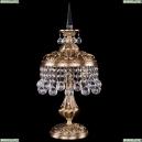 7002/20-47/FP Хрустальная настольная лампа Bohemia Ivele Crystal (Богемия)