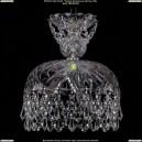 7715/25/Ni/Drops Хрустальный подвес Bohemia Ivele Crystal