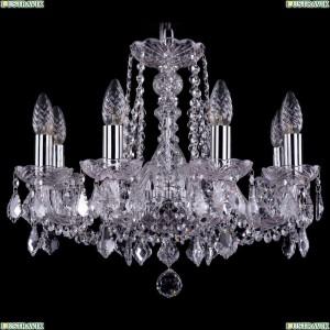 1402/8/160/Ni/Leafs Хрустальная подвесная люстра Bohemia Ivele Crystal (Богемия)