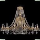 1771/16/490/A/G Хрустальная подвесная люстра Bohemia Ivele Crystal (Богемия)