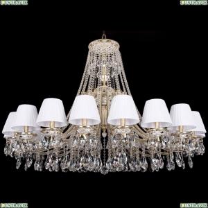 1771/20/490/A/GW/SH32-160 Хрустальная подвесная люстра Bohemia Ivele Crystal (Богемия)