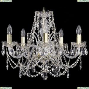 1411/5/195/G Хрустальная подвесная люстра Bohemia Ivele Crystal (Богемия)