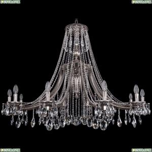 1771/12/490/A/NB Хрустальная подвесная люстра Bohemia Ivele Crystal (Богемия)