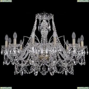 1411/12/300/Pa Хрустальная подвесная люстра Bohemia Ivele Crystal (Богемия)