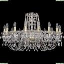 1402/16/300/G Хрустальная подвесная люстра Bohemia Ivele Crystal