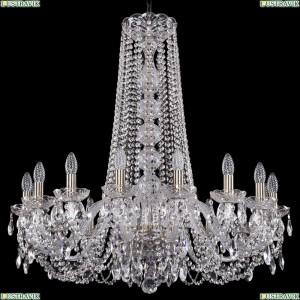 1402/16/300/h-90/Pa Хрустальная подвесная люстра Bohemia Ivele Crystal (Богемия)