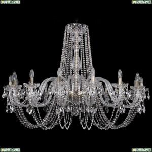 1402/16/460/Pa Хрустальная подвесная люстра Bohemia Ivele Crystal (Богемия)