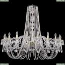 1402/20/460/h-115/G Хрустальная подвесная люстра Bohemia Ivele Crystal (Богемия)