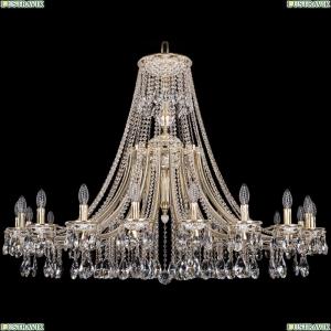 1771/20/490/A/GW Хрустальная подвесная люстра Bohemia Ivele Crystal (Богемия)
