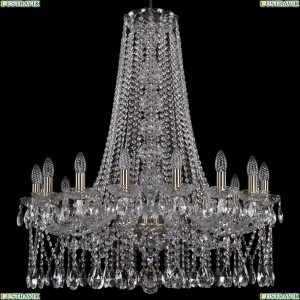 1413/16/300/h-93/Pa Хрустальная подвесная люстра Bohemia Ivele Crystal (Богемия)