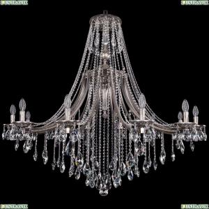 1771/12/490/B/NB Хрустальная подвесная люстра Bohemia Ivele Crystal (Богемия)