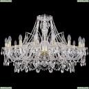 1411/16/360/G Хрустальная подвесная люстра Bohemia Ivele Crystal (Богемия)