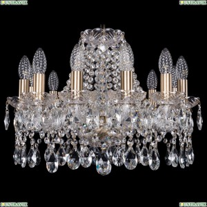 1413/12/165/Pa Хрустальная подвесная люстра Bohemia Ivele Crystal (Богемия)